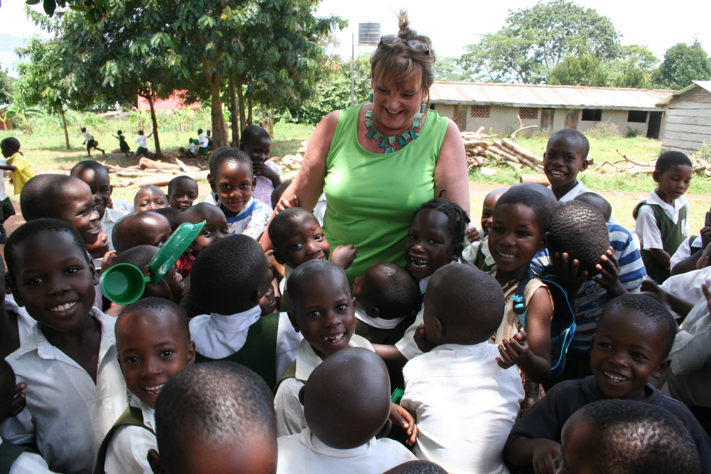 This year's journey supports the Safe House Project, serving children in the Kawangare slum located in Kenya, Africa